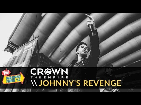 Crown The Empire - Johnny's Revenge (Live 2014 Vans Warped Tour)