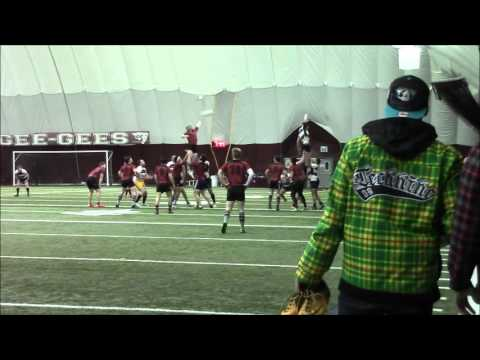 UOttawa GeeGees Highlights vs Ottawa Indians