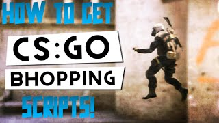 How to get a BHop Script in CSGO, TF2, etc. 2016! | Tech-Torial |
