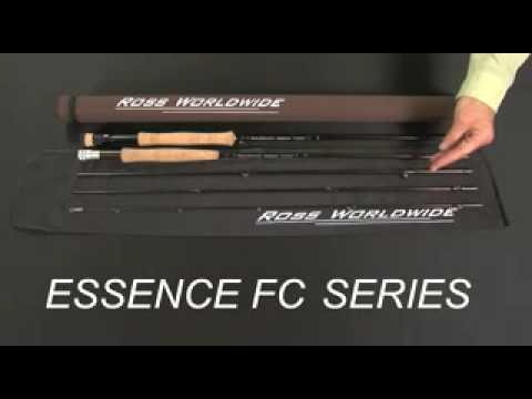 Ross Essence FC Fly Rod Series