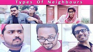 Types of Pakistani Neighbors | The Idiotz