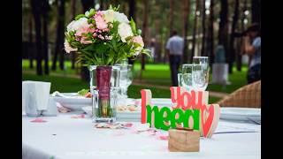 Свадьба на природе - локация на берегу реки