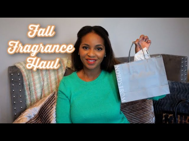 Fall Fragrance Haul | Luxury & Affordable