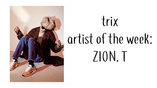 ♫Artist of the Week: Zion. T (30mins study playlist)♫