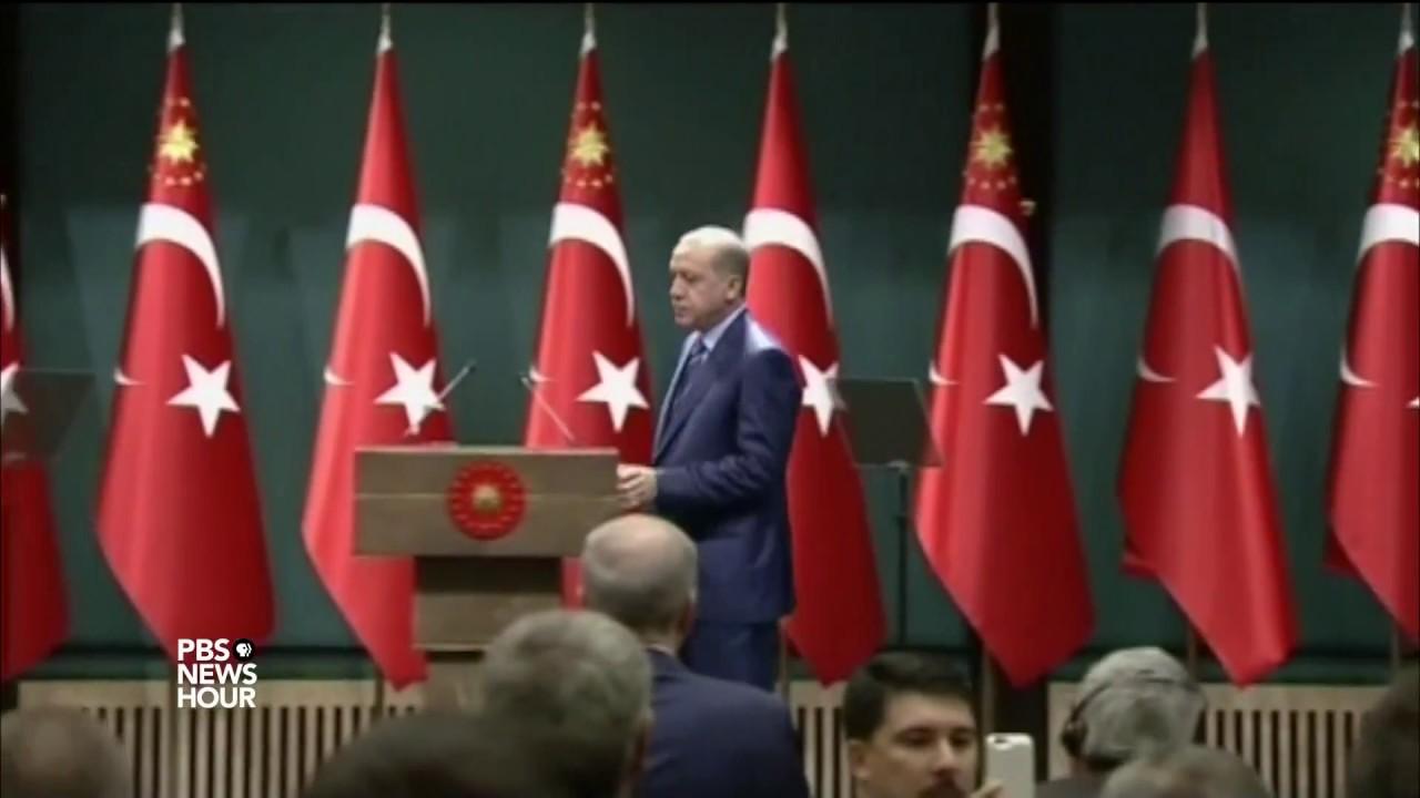 Greece-Turkey relations under pressure amid Erdogan's extradition calls