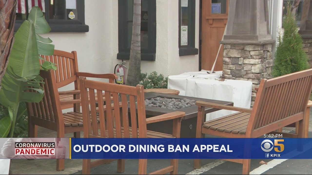 Mill Valley officials call for outdoor dining exemption