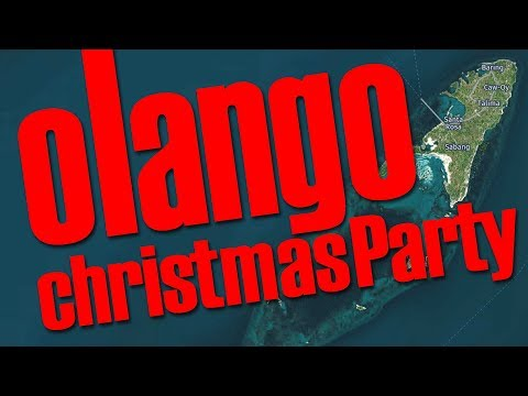 OLANGO XmasParty with 200 Kids