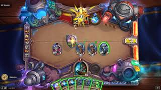 HearthStone Puzzles - Lethal Puzzles, Lil' Stormy walkthrough.