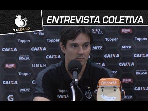 Entrevista Coletiva: Thiago Larghi (18/02/2018)