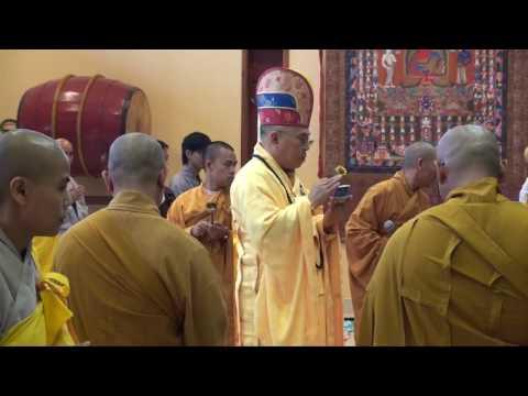 Lễ Khai Kinh Bạch Phật 2