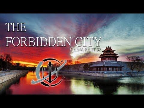 The Forbidden Kingdom (CHINA PART 2 )