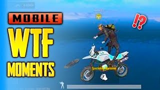 PUBG Mobile FUNNY And WTF Moments #9