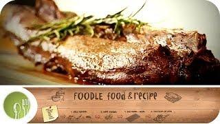 Der perfekte Rehrücken vom Profikoch I Foodle -- Food & Recipe
