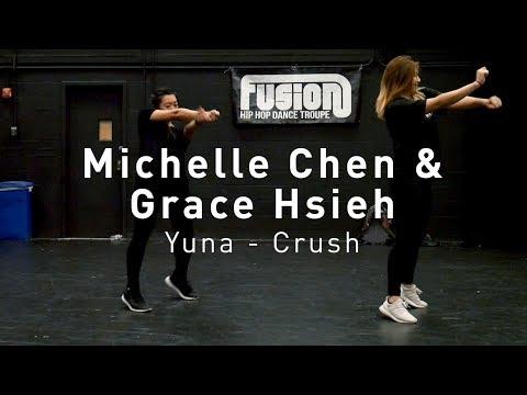 Grace Hsieh & Michelle Chen - Crush | October Workshop
