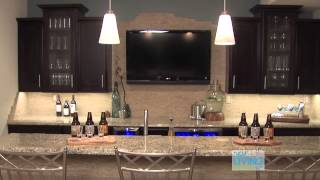 An Entertaining Basement Remodel