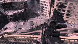 Call of Duty: Modern Warfare 3 - Scorched Earth - Veteran