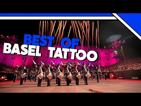 BEST OF BASEL TATTOO 2017