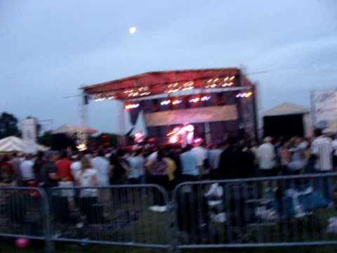 North Mississippi Allstars ~ LIVE P2  7/3/09 Ribfest 2009, IL
