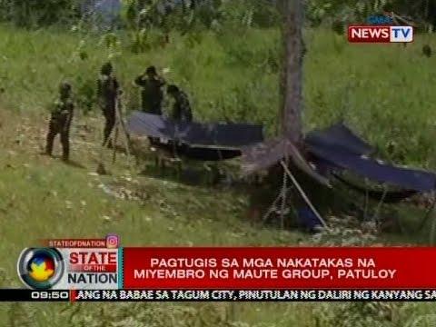 SONA: Ilang binata, nire-recruit na maging miyembro ng Maute group