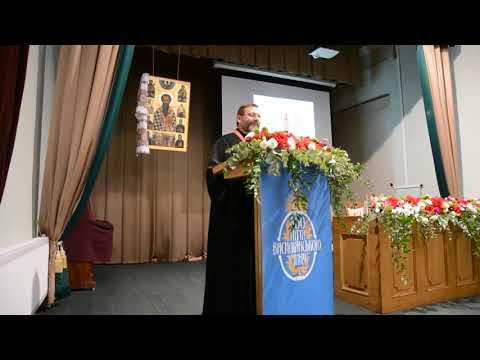 Вітальне слово Глави УГКЦ на відкритті міжнародної конференції про Василіянський Чин (14.09.2017)