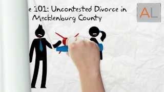 Uncontested Divorce Mecklenburg County