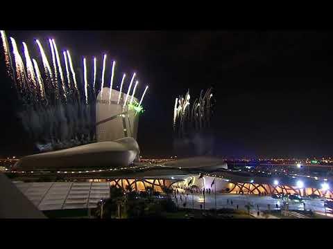 Saudi Aramco SPARK inaguration event In KACWC ithra