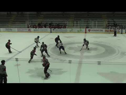Winnipeg Warriors Vs Yellowhead Chiefs  Nov 23
