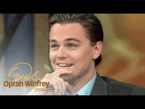 Leonardo DiCaprio's Greatest Moments with Oprah | The Oprah Winfrey Show | Oprah Winfrey Network