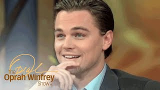 Leonardo DiCaprio's Greatest Moments with Oprah | The Oprah Winfrey Show | Oprah Winfrey Network