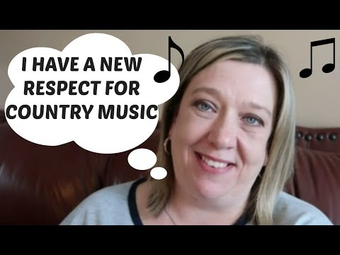 I HAVE A NEW RESPECT FOR COUNTRY MUSIC CHAT - PBS DOCUMENTARY