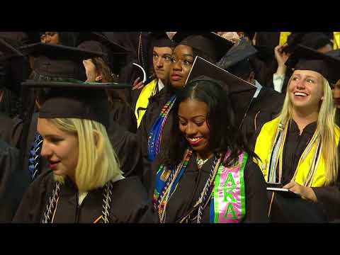 Johns Hopkins Universitywide Commencement, May 24, 2018