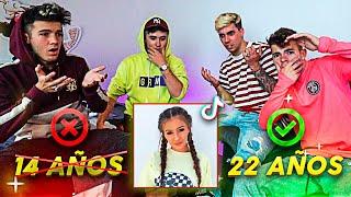 ADIVINA LA EDAD DE ESTAS CHICAS DE TIKTOK!! **IMPOSIBLE** [SHOOTER]