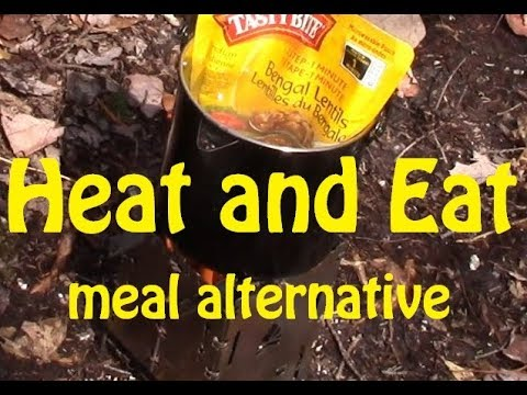 Heat and Eat Meal Alternative