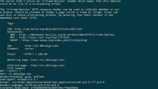 TUTORIAL DE SCANN/CHECK 200ok NUMA URL (NetFrEE)