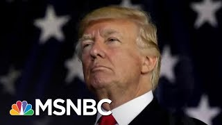 President Donald Trump Dumping Commander-In-Chief Responsibilities | The Last Word | MSNBC