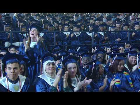 Reservoir HS 2016 Graduation