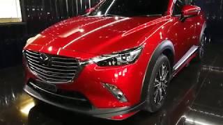 Review เคลือบแก้ว เมก้าเซรามิค New Mazda CX3 2018 - Mega Ceramic ถามราคาได้ คลองสาม ปทุมธานี