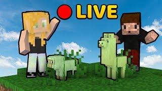 SADZIMY ZWIERZĘTA! - Minecraft SKU FACTORY