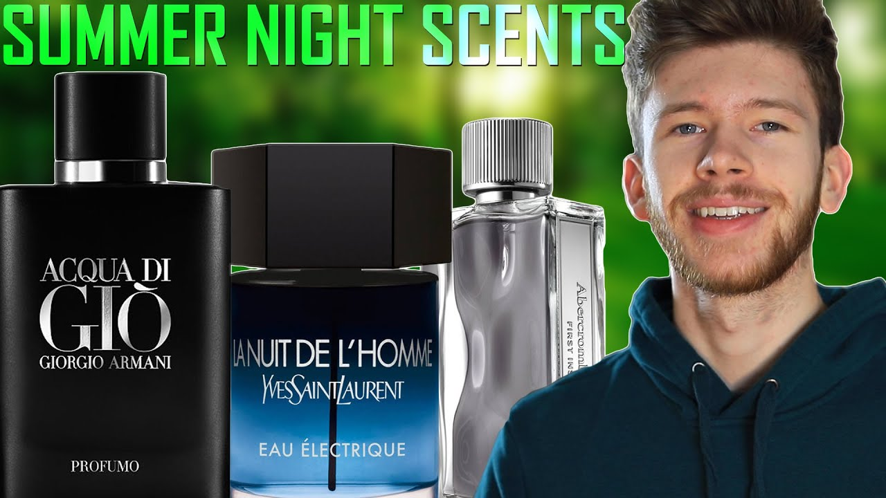 10 ALLURING SUMMER EVENING FRAGRANCES | DATE NIGHT SCENTS FOR SUMMER