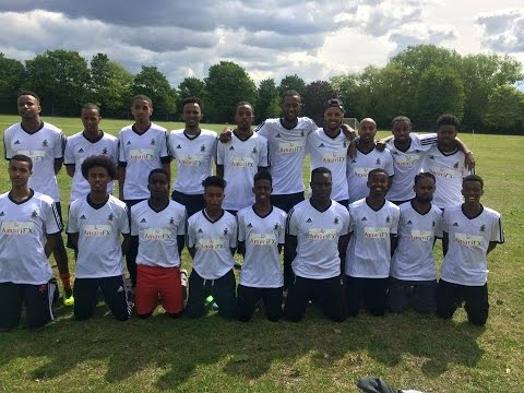 Somaliland National Football Team  in the African Nation Cup, Uk