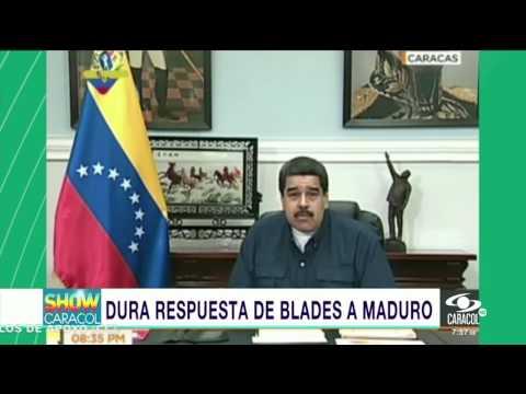 Pablo Pueblo jamás reprimiría a su gente: la dura respuesta de Rubén Blades a Nicolás Maduro