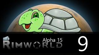 Rimworld - Alpha 15 - Lone Survivor Challenge - Episode 9 - Wendymon's New Bow