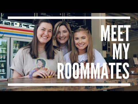 dallas day w/ my roommates