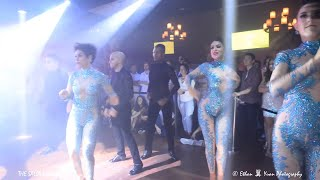 FEROCITY DANCE COMPANY (PRO CO-ED) Bachata Dance Performance At THE SALSA ROOM