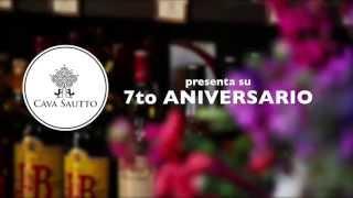 7to Aniversario Cava Sautto San Miguel de Allende Vinos y Destilados