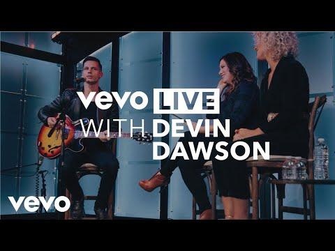 Devin Dawson - All On Me – Vevo Live at CMA Awards 2017