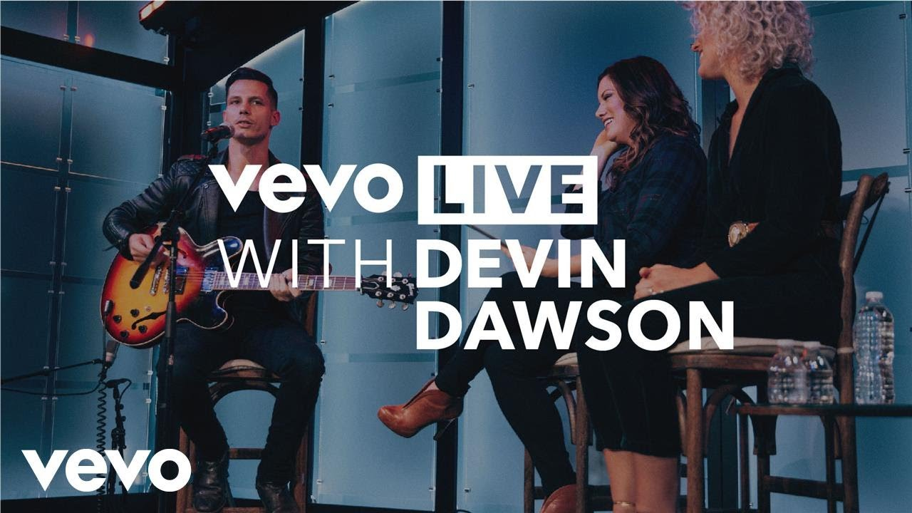 Devin Dawson - All On Me – Vevo Live at CMA Awards 2017