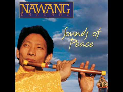 Nawang Khechog - Wanting Peace