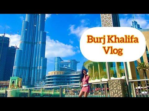 Burj Khalifa vlog | Dubai Mall | Pallavi singh |2021
