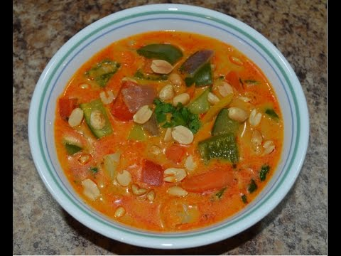 Thai Red Curry (Vegetable version)